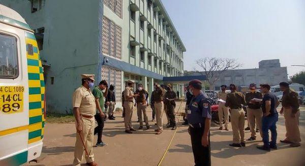 В Индии в больнице вследствие пожара сгорели десять младенцев