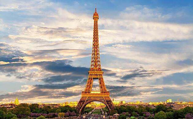 Эйфелева башня станет золотой перед Олимпийскими играми 2024 года   Новости Николаев