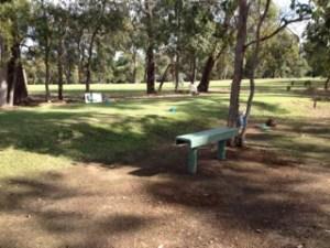 Golf Bench2