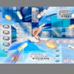 American Health Packaging Illustration by Robert Mullenix / Dunwanderin Digital Studio