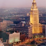 Terminal Tower Cleveland Ohio by Robert Mullenix , Dunwanderin