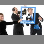 Nationwide Insurance Bob by Robert Mullenix / Dunwanderin Digital Studio