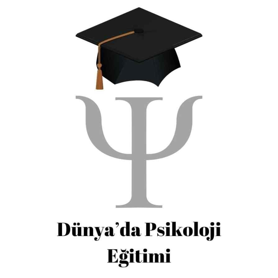 Dünya'da psikoloji eğitimi