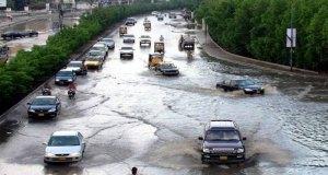 کراچی میں اب تک کتنی بارش ہوئی؟