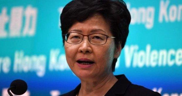 ہانگ کانگ میں 'فیس ماسک' پر پابندی عائد
