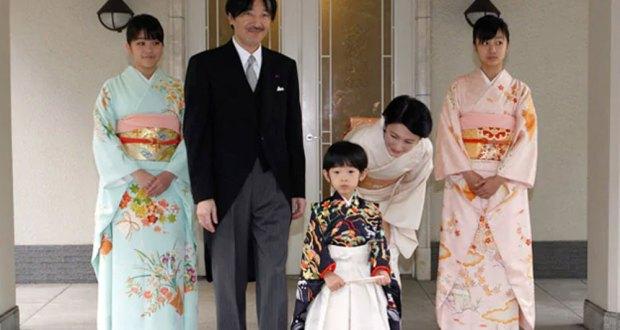 جاپان کے شاہی تخت کو ورثاء کی قلت