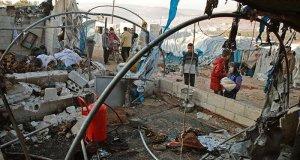 شام پر اسرائیل کے حملے میں 23 افراد جاں بحق، متعدد زخمی