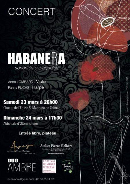 duo-ambre Habenar concert Colmar-Ottmarsheim