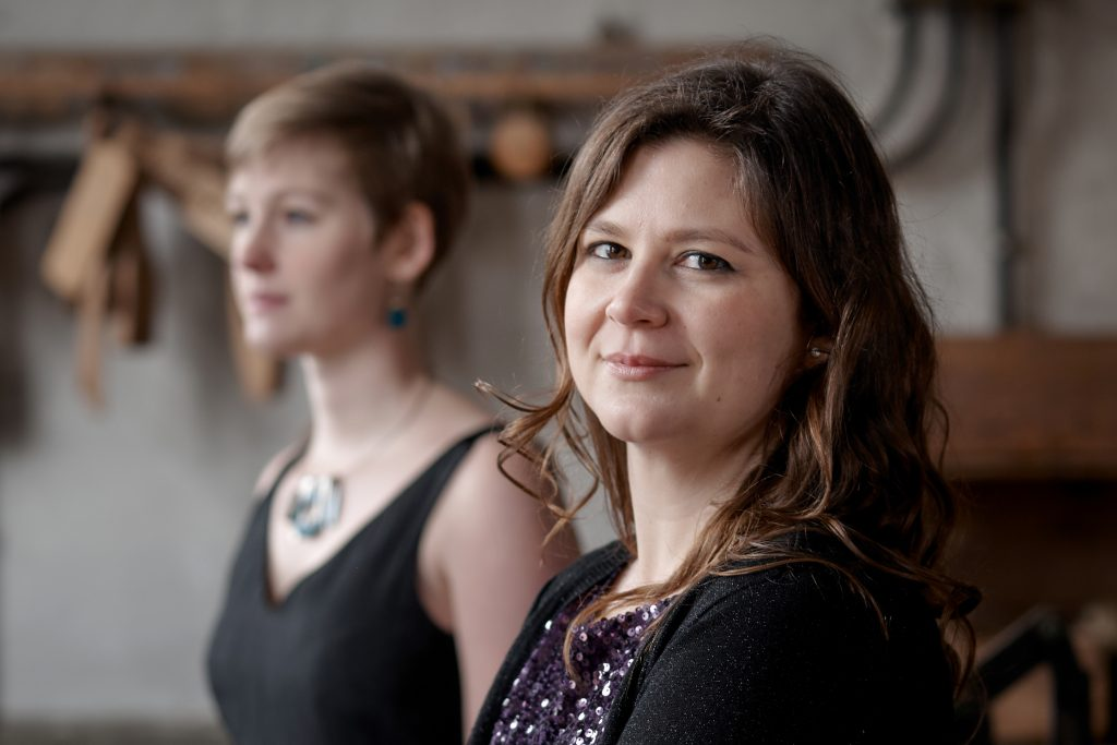 Duo Ambre Anne Lombard