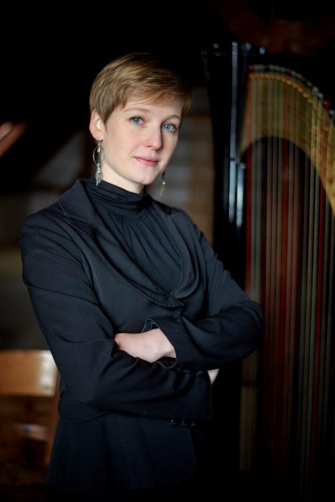 Duo Ambre Fanny Fuchs harpe