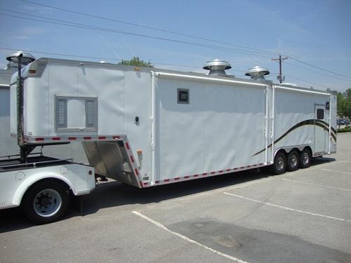 Mobile Kitchen Rental Usa Trailer