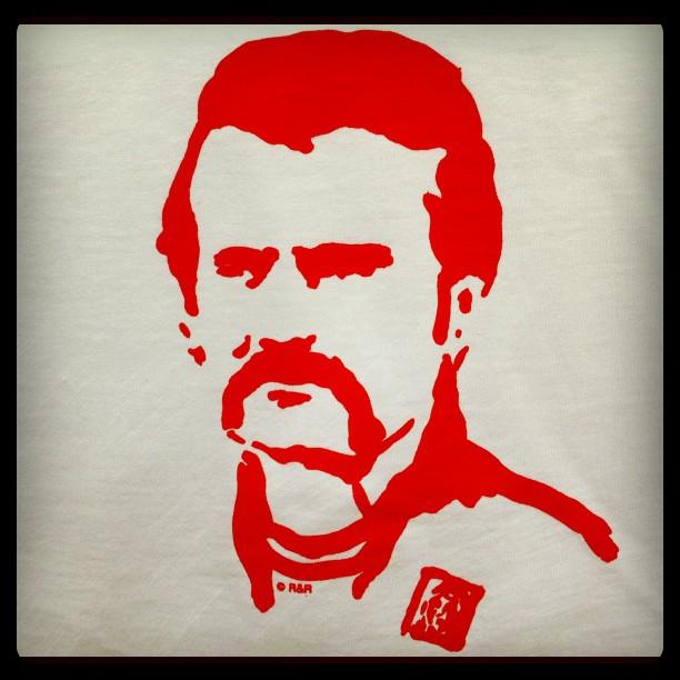 Koszulka z Lechem Wałęsą - pamiątka z Gdańska