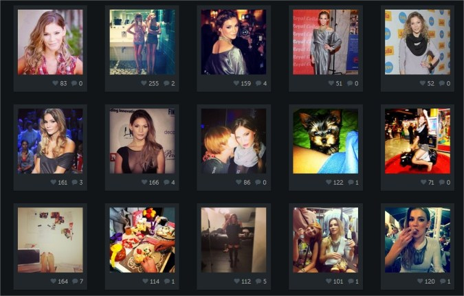 Maja Bohosiewicz Instagram profil