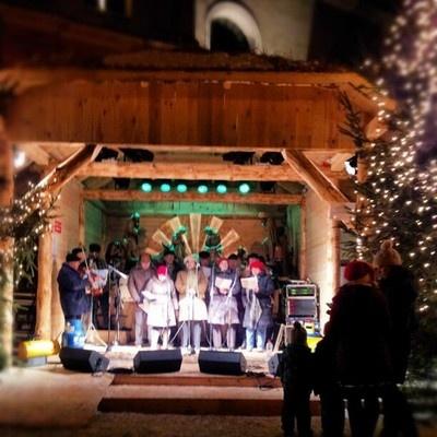 Jarmark Bożonarodzeniowy Boże Narodzenie Lublin szopka Boże Narodzenie
