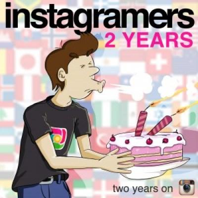 Instagramers druga rocznica powstania społeczności