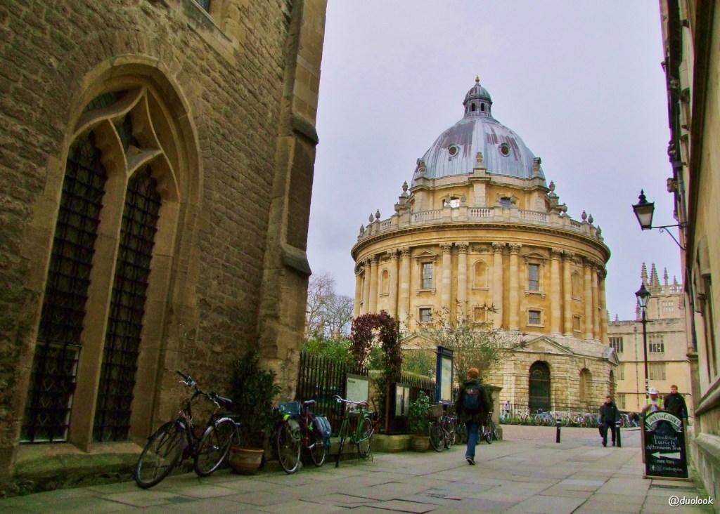 atrakcje w Oksfordzie
