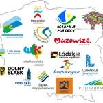 Slogany i logo miast oraz województw w Polsce