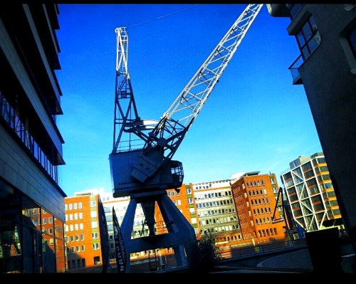 Hamburg i HafenCity do zwiedzania