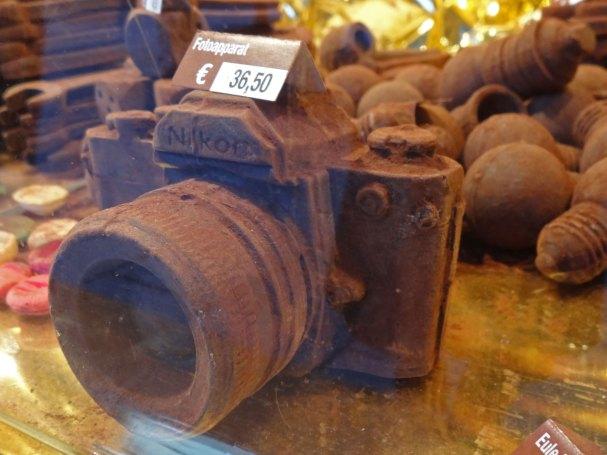 Czekoladowy Nikon