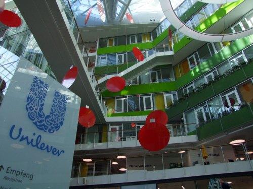Budynek Unilevera w HafenCity