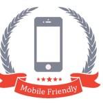 Odznaka Mobile Friendly