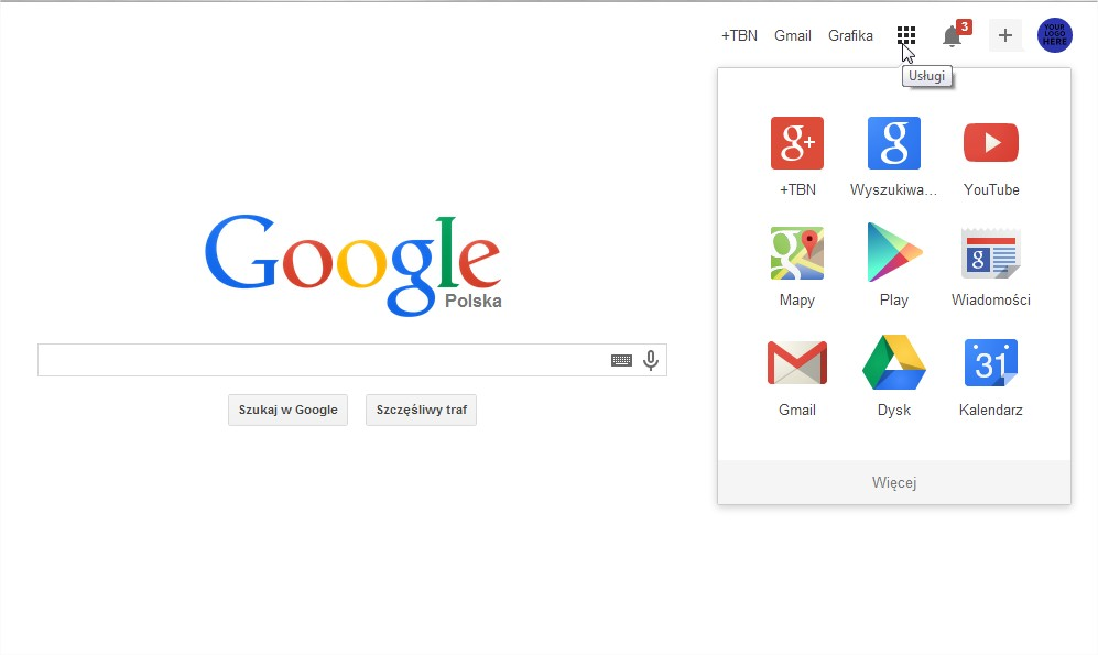 konto-google-wiele-uslug-youtube-plus-mapy