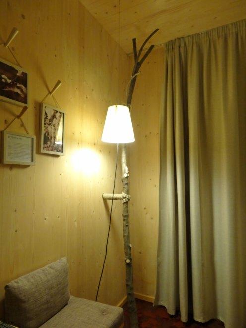 Stechpalme (Otrokrzew) to temat przewodni naszego pokoju w hotelu Walderhaus