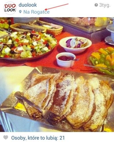 Instagram- food
