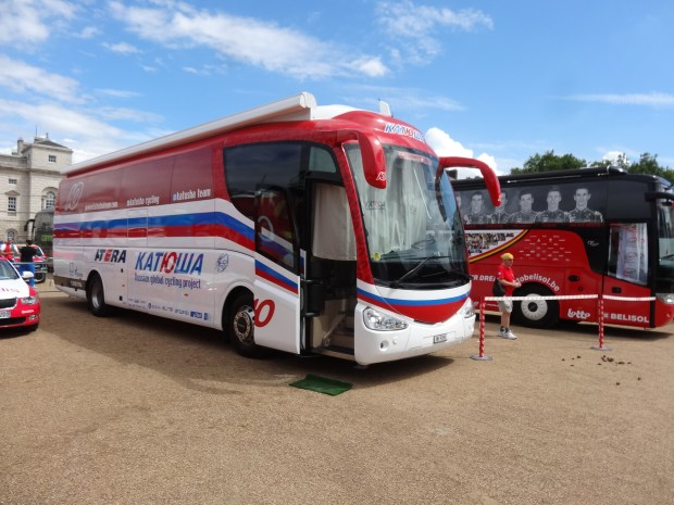 Katusha-london-tour-de-france-bus-team