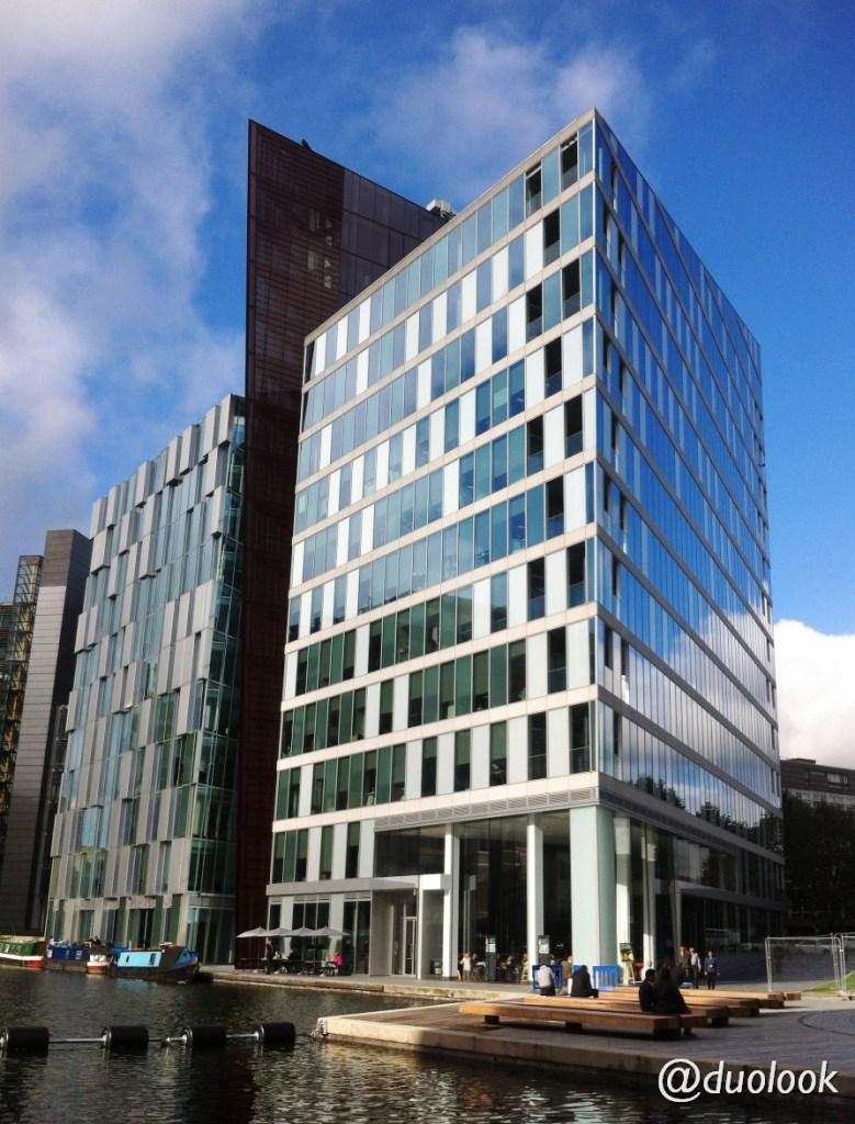 paddington biurowiec architektura londynie