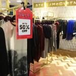 Zakupy w Londynie – wyprzedaże na Oxford Street w Selfridges