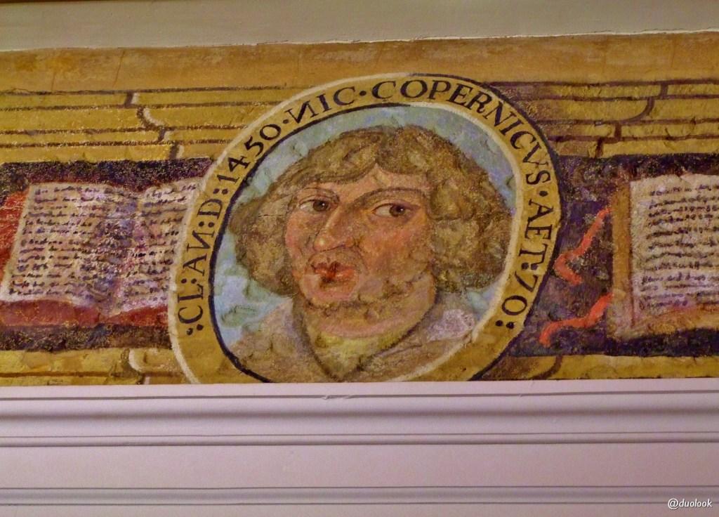 Mikołaj Kopernik w Oksfordzie