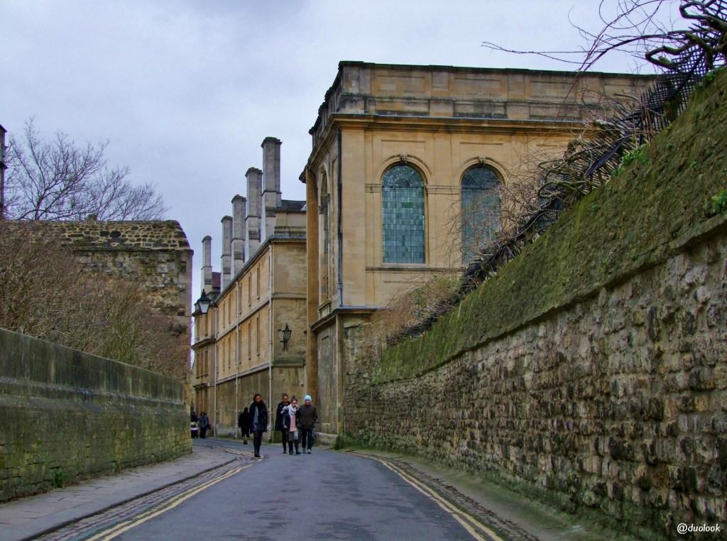 najpiękniejsze miejsca w Oksfordzie
