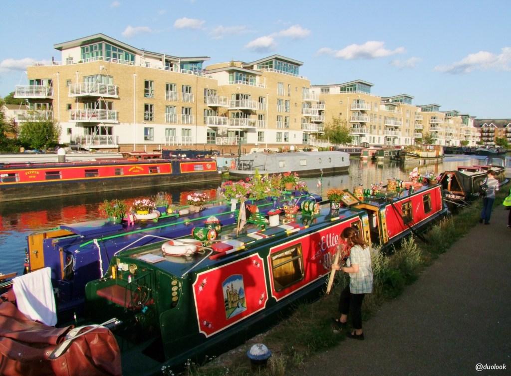Alicja Marciuk życie na barkach w Londynie poswojemu