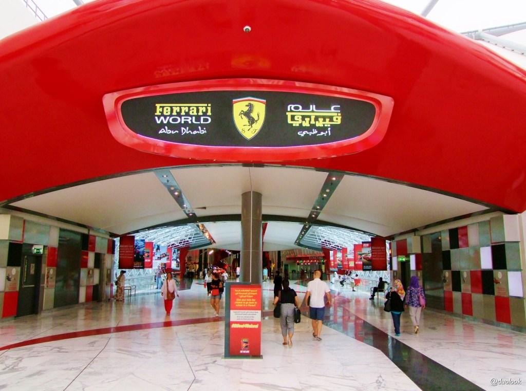 Abu Dhabi Atrakcje turystyczne