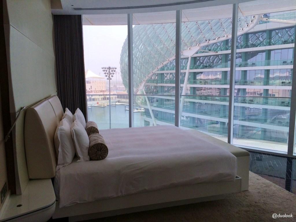 luksusowy Suite hotel Abu Dhabi Yas Viceroy