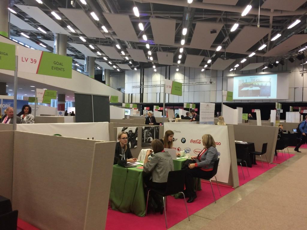convene vilnius turystyka biznesowa eventprofs targi turystyczne hosted buyer wilno litwa