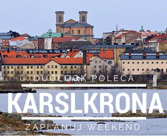 Karlskrona atrakcje. Co warto zobaczyć w Szwecji