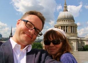 Blog w Londynie w podróży