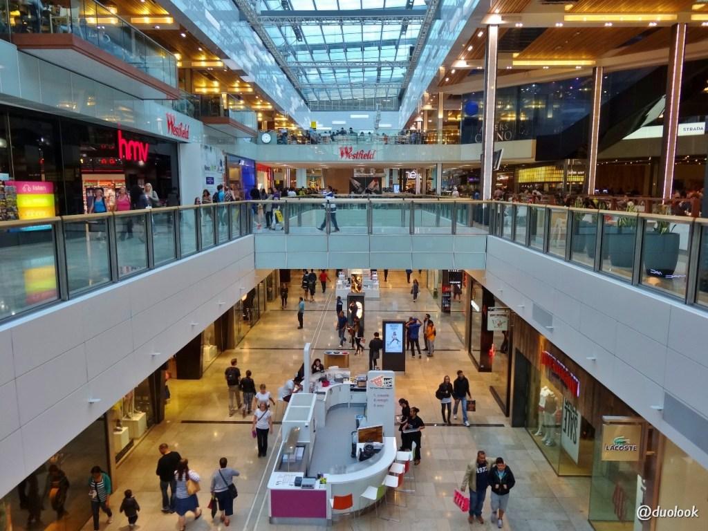 stratford westfield city shoppin gwyjazd na zakupy w londynie