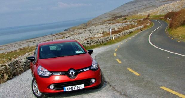 Wild Atlantic Way atrakcje w Irlandii