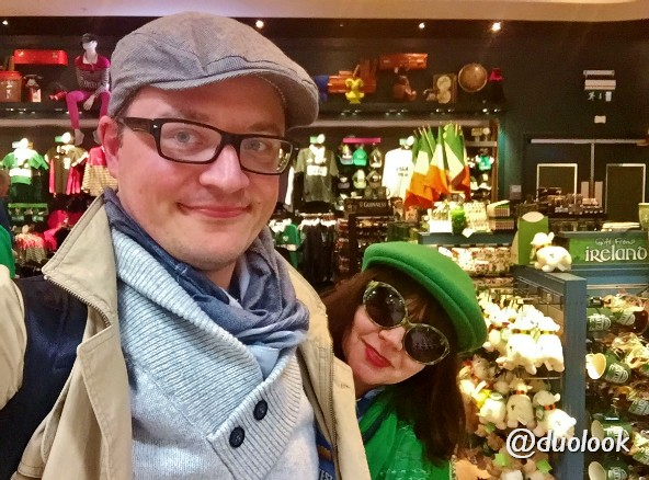 Co kupić w Irlandii na pamiątki i prezenty