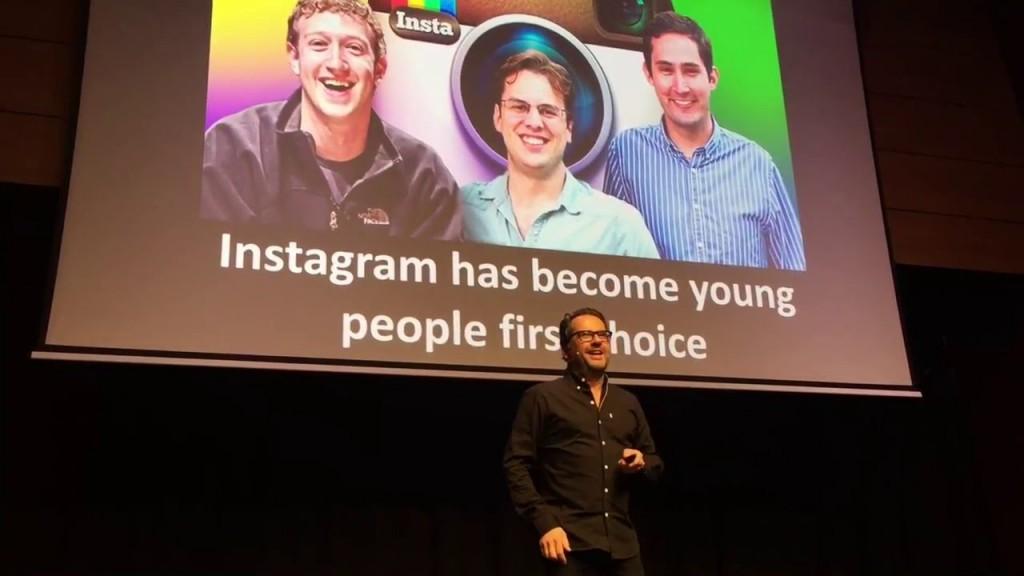 Igers społeczność Instagram konferencja Phil Gonzalez Gdańsk