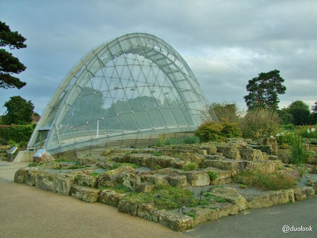 alpinarium londyn kew gardens