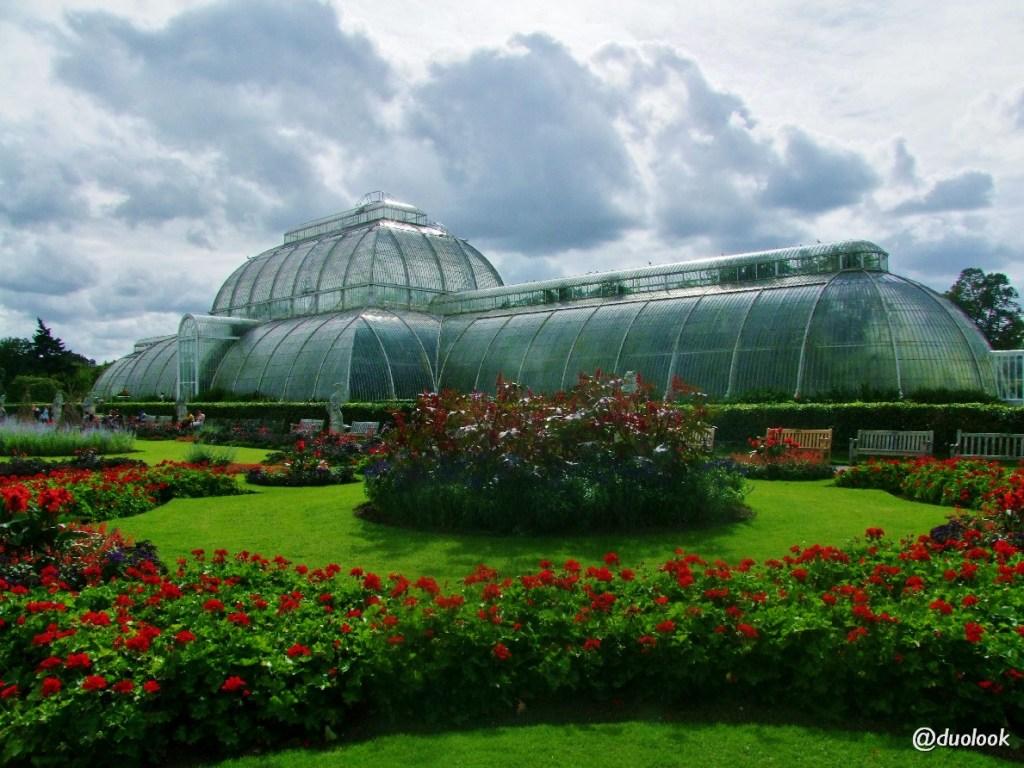 palm house palmiarnia kew gardens w londynie unesco