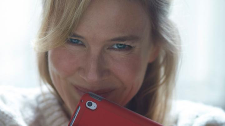 Bridget Jones ipad premiera filmu londyn