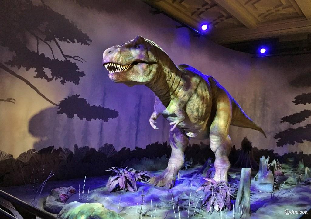 dinozaury muzeum historii naturalnej w londynie