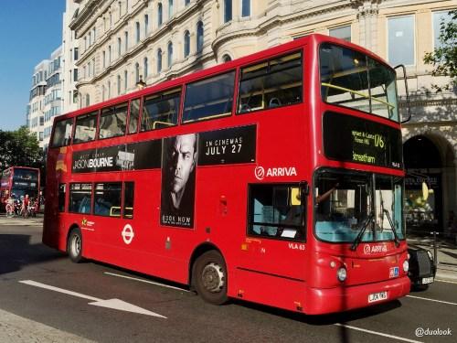Jason Bourne Londyn film