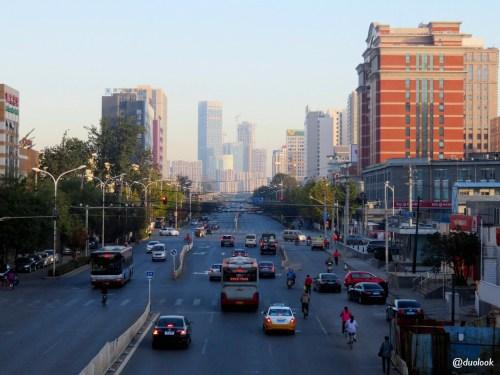 nowoczesny-ulice-pekin-chiny-jiangtai