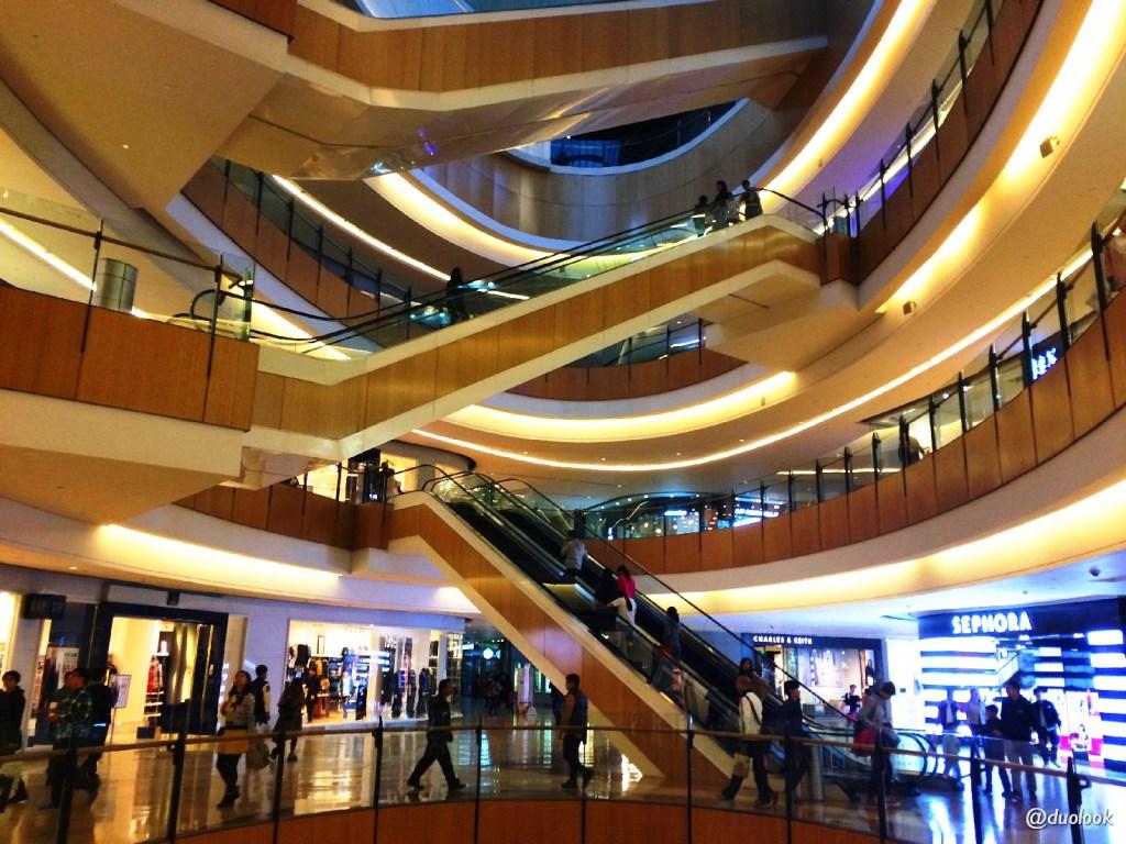 pekin zakupy centrum handlowe chiny